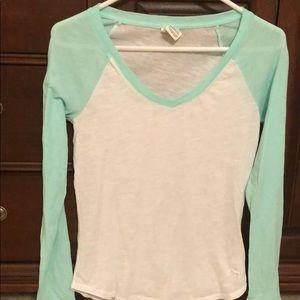 PINK L/S lightweight shirt